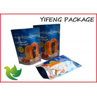 Wholesale Glossy Gravure Printed Plastic Stand Up Pouches Flexible For Dried Fruit from china suppliers