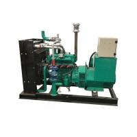 40kW 50kVA Biogas Engine Generator Set 1500/1800 Rated Speed With Yanmar Engine
