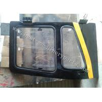 China CAT320 caterpillar excavator cabin door, operator cabin door on sale