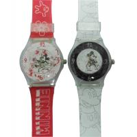 Wholesale Mickey Mouse Gift Watch Disney Cartoon Analog Wrist Watch from china suppliers