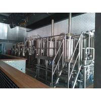 Wholesale 50 HL Commercial Micro Beer Brewing Equipment With Steam Heating from china suppliers