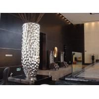 Wholesale large scale hotel decoration vase from china suppliers