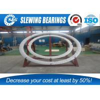 Wholesale High Load Swing Bearing Rings , Industrial Lazy Susan Bearings from china suppliers