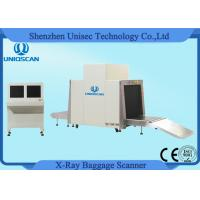 Buy cheap 24bit Xray Public Place Security Airport Baggage Scanner With Tunnel Size 1000*1000mm from wholesalers