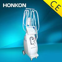 Wholesale White Slimming Beauty Machine Dual Mono - Polar RF Handpieces For Fat Dissolving from china suppliers