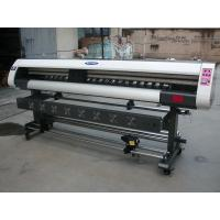 Wholesale 1.8m Low Cost 1440dpi High Precision Eco Solvent Inkjet Printer Machine for flex vinyl PP printing from china suppliers