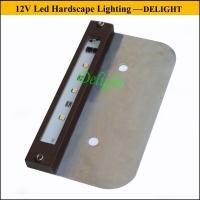 Buy cheap 12V LED Hardscape Light for Brick and Stone LED Retaining wall light from wholesalers