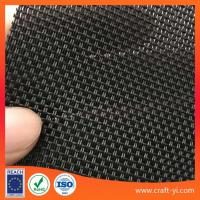Buy cheap black color 2X1 Textilene mesh fabric for outdoor garden chair or table in PVC coated from wholesalers