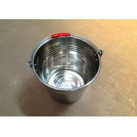 Wholesale Food Grade Health Stainless Steel Milk Bucket For Store Milk , Water from china suppliers
