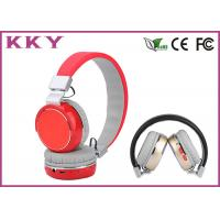 Wholesale 108dB Lively Tone Highly Enjoyable Experience On Ear Bluetooth Headphone For Music from china suppliers