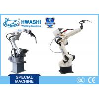 Wholesale 6 Axis TIG  MIG Welder Industrial Welding Robots for Automobile Parts from china suppliers