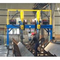 Wholesale H Beam Steel Gantry Type Submergedarc H Beam Welding Line from china suppliers