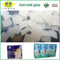 Wholesale High Soften Point White Granule Hot Melt Glue Pellets For Straw Attaching from china suppliers