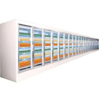 Wholesale High Effiency Supermarket Projects Providing Glass Door / Deli Freezer from china suppliers