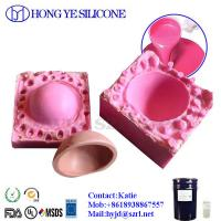 Wholesale RTV Casting PU mold making silicone rubber from china suppliers