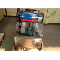 Wholesale Mobile automatic Cow Milker Vaccum Pump Sucking For Two Cows from china suppliers