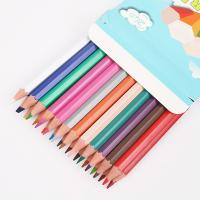 "Wholesale 14 Neon Color Pencil, 7"" Plastic Rainbow Color Pencil from china suppliers"