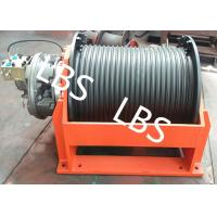 China Hydraulic Anchor Winch With Flange / Electric Anchor Winch For Small Boats on sale