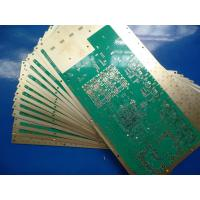 Wholesale Security System Blind Via 12 Layer Printed Cirucit Board 2.0mm With Green Mask from china suppliers