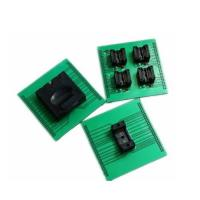 Wholesale 0.8mm BGA71 solder adapter up818 up828 BGA71 programming socket from china suppliers