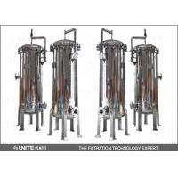 Wholesale Melt blown pp stainless steel filter housing / water filter housing from china suppliers
