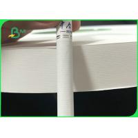 China High Breathability 27mm 29mm 25gsm 28gsm White Cigarette Paper In Roll on sale