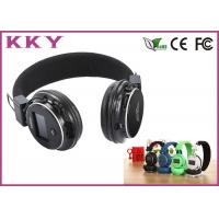 Wholesale 3.0 Wireless Bluetooth Stereo Headphones With TF Card , FM Radio , 3.5mm AUX from china suppliers