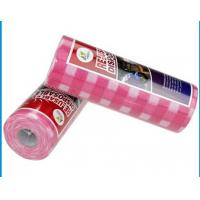 Wholesale Disposable Bamboo Fiber Towel Nonwoven Fabric Cleaning Rags with Custom Printing from china suppliers
