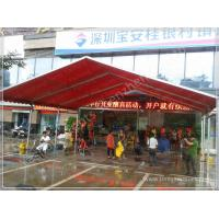 Wholesale Red UV Resistant Portable Fabric Structures Waterproof Marquee Hire Rain Canopy from china suppliers