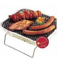 Quality Tabletop Portable Disposable Instant Grills for sale