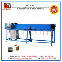 Buy cheap heating element machine for  DRS-24 PLC Hot Running Heater Winding Machine by feihong machinery from wholesalers