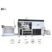 Wholesale Full Auto Vacuum Blister Forming Machine For PVC Tray Lids Forming 25-45 Pcs / Min from china suppliers
