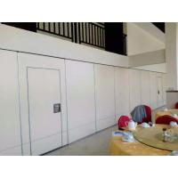Wholesale Office Singapore Wooden Partition Wall , Interior Movable Sliding Folding Doors from china suppliers