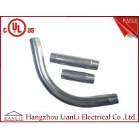 Wholesale 3/4 90 Degree Elbow IMC Conduit Fittings Electro Galvanized Both End Threaded from china suppliers