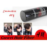 Wholesale 100% Healthy Safe IMMETEE Hair Building Fibers Hair Loss Product 25 Grams from china suppliers