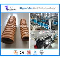 Wholesale China HDPE Pretressed Corrugated Pipe Plant / Machinery Factory from china suppliers