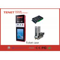 Buy cheap TCP IP parking ticket house for car park terminal from wholesalers