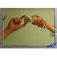 Quality 3mm To 6mm Double Coated Waterproof Silver Coated Colored Mirror Glass In Various Colors for sale