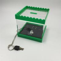 Wholesale Acrylic Donation Money Box from china suppliers