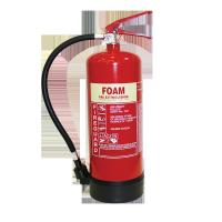 Wholesale High Efficiency Hand Held Fire Extinguisher , 4L Portable Fire Extinguishers For Hospital from china suppliers