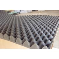 Wholesale 5 cm Thick Sound Proof Sponge , Anti Radiation Egg Crate Foam Soundproofing Material from china suppliers