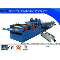 Wholesale CNC Automatic Metal Roll Forming Machine , For Fold and Slit Work Piece from china suppliers