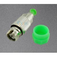 Wholesale Green Color Fiber Optic Attenuator Metal Ceramic Sleeve Green Color from china suppliers