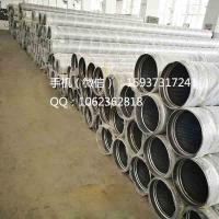 Buy cheap all-welded stainless steel 316L wire wrap well screens for water well drilling from wholesalers