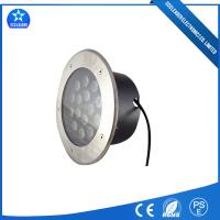 Wholesale High CRI 80 -20°C ~ +50°C  Working Temperature 18W Inground Floor Lamp For Outdoor Parks from china suppliers