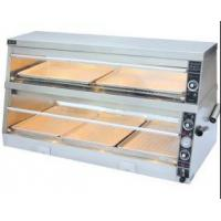Wholesale 380V/4.2KW Food Warmer Showcase Individual Thermostatic Control 1520x750x840mm from china suppliers