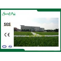 Wholesale SGS REACH 9000 Dtex PE Synthetic Soccer Grass Soccer Artificial Turf from china suppliers