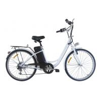 "Wholesale 26"" or 24"" 36V / 9Ah or 24Ah / 10Ah Battery Powered Bicycle , electric city bike from china suppliers"