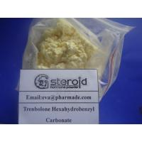 Wholesale Buy Trenbolone Hexahydrobenzyl Carbonate Buy Trenbolone Anabolic Steroid Powder from china suppliers