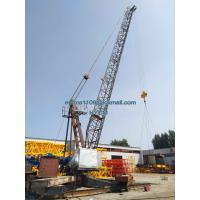 Wholesale QD150 Tower Derrick Crane 30 meters 99ft Boom Test at Factory Cost from china suppliers